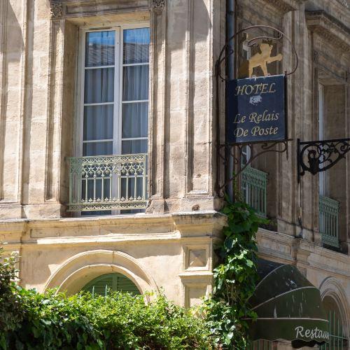 Hôtel le Relais de Poste Arles Centre Historique
