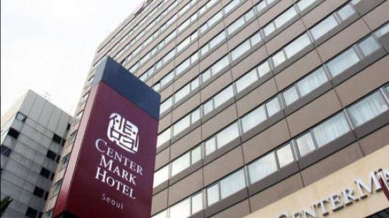 Center Mark Hotel Myeongdong Seoul