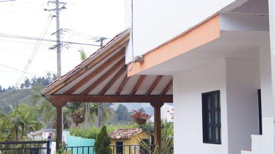 Balcones de la Casona