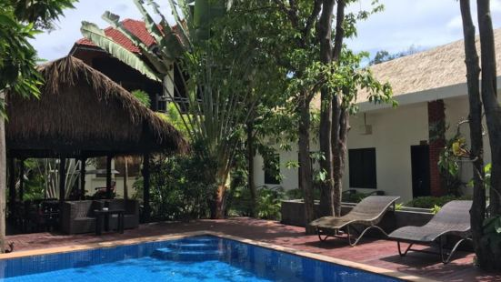 The Angkor Crescent Hotel Siem Reap