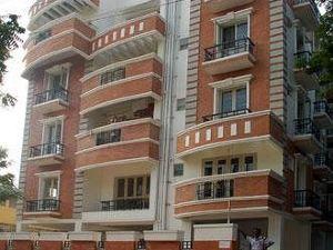 柯德姆巴克一號夏利尼瓦斯服務式公寓(Shylee Niwas Kodambakkam I)