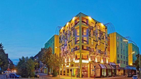 安博柏林夏洛騰堡伊康特爾酒店