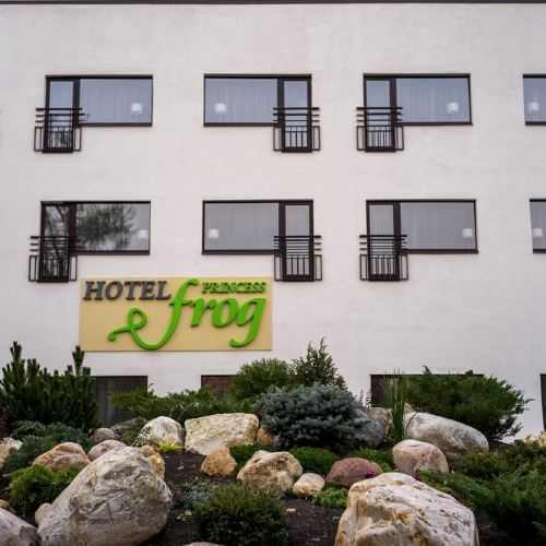 Hotel Princess Frog