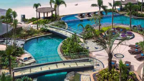 美國關島都喜天麗度假酒店