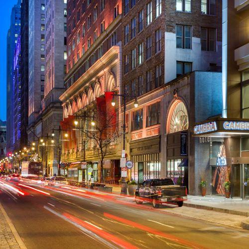費城市中心坎布里亞酒店