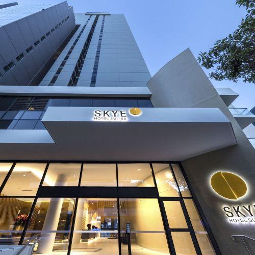 悉尼帕拉瑪塔斯凱酒店