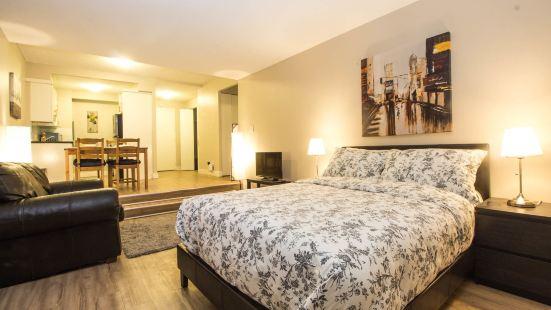極簡主義康考迪亞市中心公寓式客房酒店