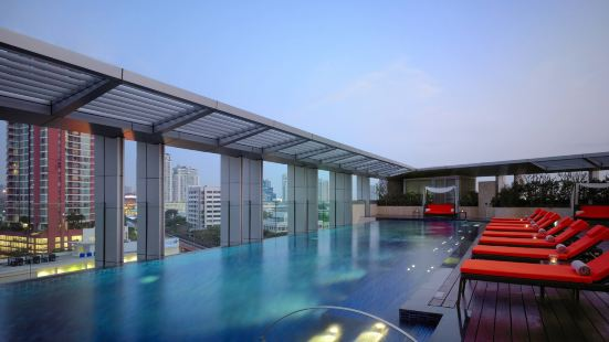 曼谷蘇克哈姆維特萬豪酒店