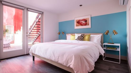 松德爾希爾克雷斯特公寓開放式公寓酒店