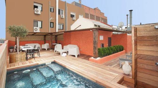 享受巴塞隆拿科隆公寓酒店