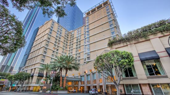Omni Los Angeles Hotel California Plaza