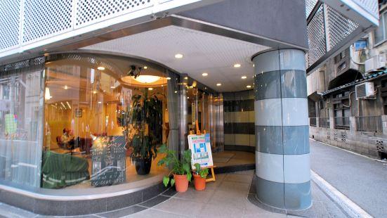 大阪壩鎮樂博提潤酒店