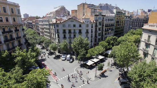 Aspasios Rambla Catalunya Suites