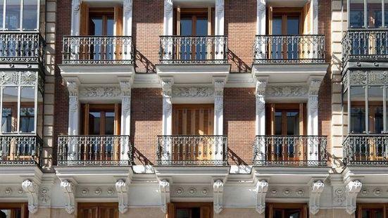 埃裏克佛克爾精品公寓酒店 - 馬德里套房