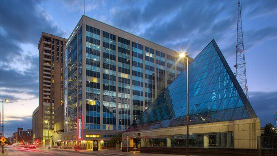 達拉斯市中心欣庭套房酒店