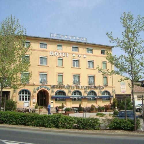 索瓦奇酒店