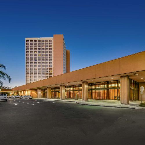 橙市阿納海姆逸林酒店