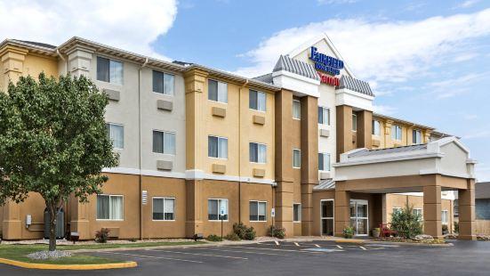俄克拉何馬城奎奧斯普林/南埃德蒙費爾菲爾德酒店及套房