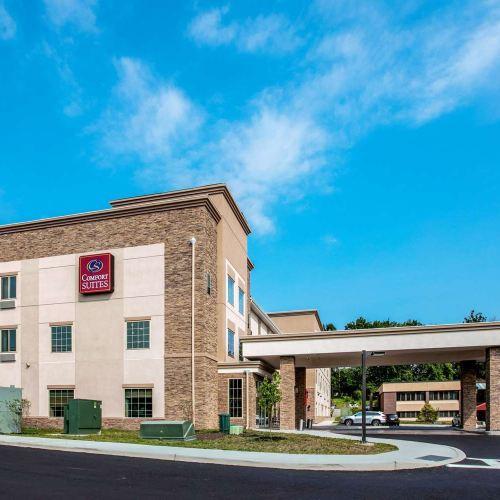 菲什基爾 84 號州際公路附近舒適套房酒店