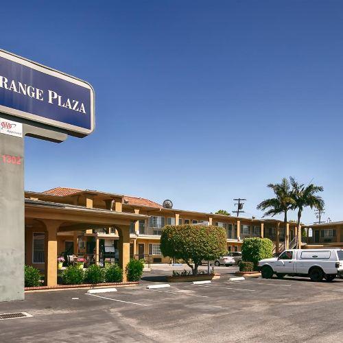貝斯特韋斯特橙市廣場酒店