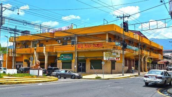 Hotel Plaza Palmero