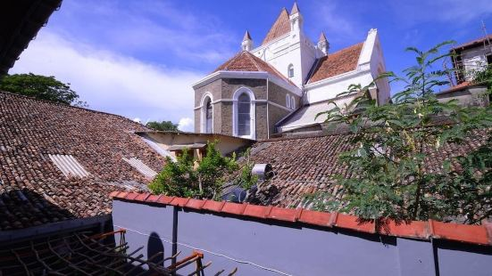 Sam Villa Galle Fort