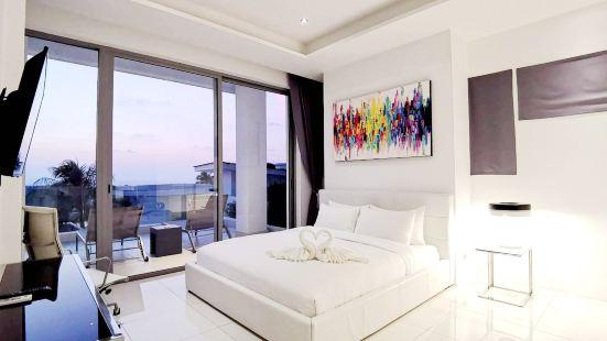 OceanGarden.Sun- Kata Sea View Suite