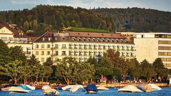 蘇黎世貝勒裏弗施泰根博閣酒店