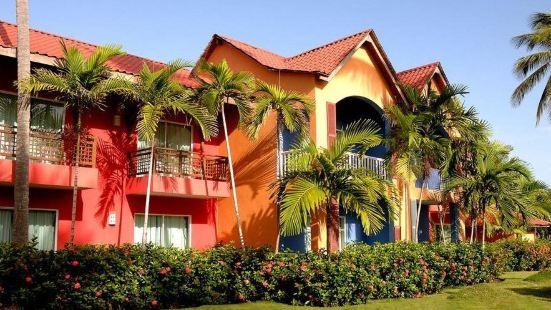 加勒比俱樂部公主海灘度假全包酒店