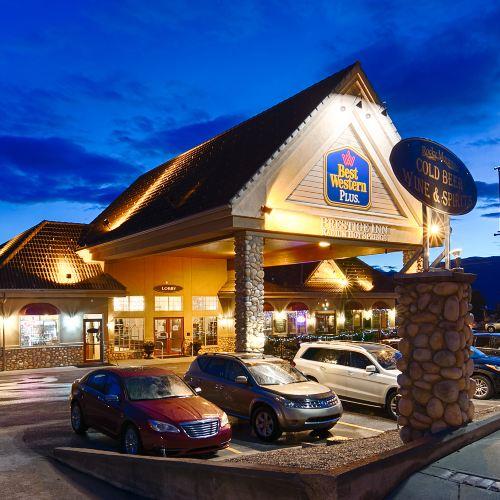 Prestige Radium Hot Springs Resort, Best Western Premier Collection