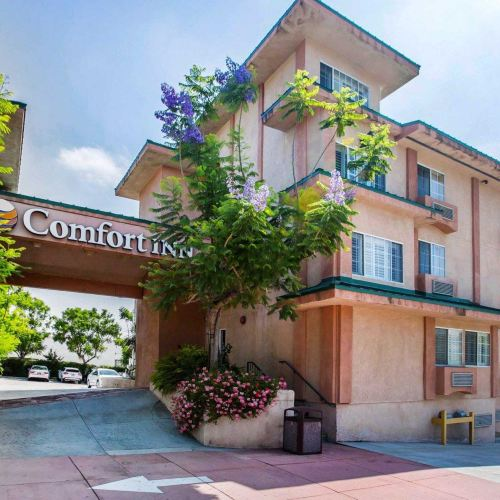 Comfort Inn Monterey Park - Los Angeles