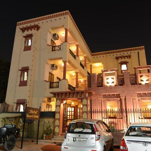 沙漠風酒店