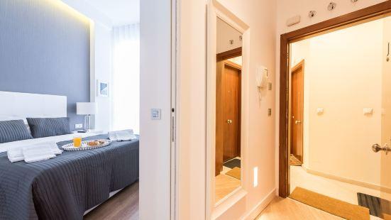 瑪德公寓精選馬拉薩涅廣場酒店