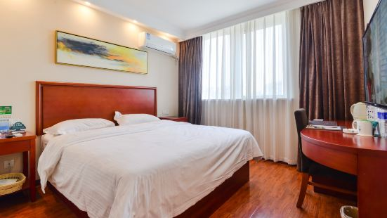 GreenTree Inn SuZhou Railway Station HuQiu Hotel