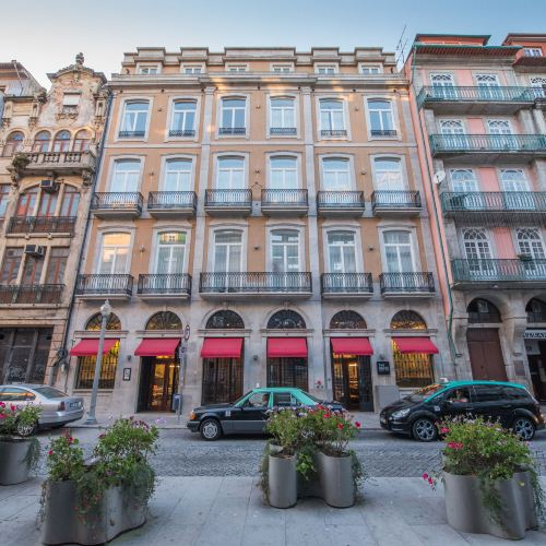 The House Ribeira Porto Hotel – S.Hotels Collection