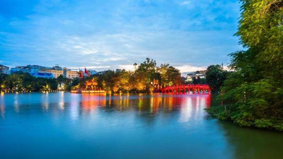 홍 응옥 톤킨 호텔