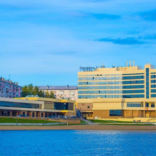 Demidov Plaza Nizhny Tagil