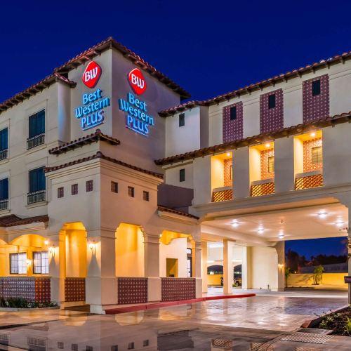 Best Western Plus Temecula Wine Country Hotel &Suites