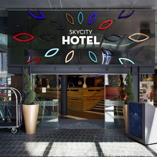 奧克蘭天空城酒店