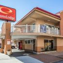 靠近海灘和木板路的 Econo Lodge 酒店(Econo Lodge Beach and Boardwalk)