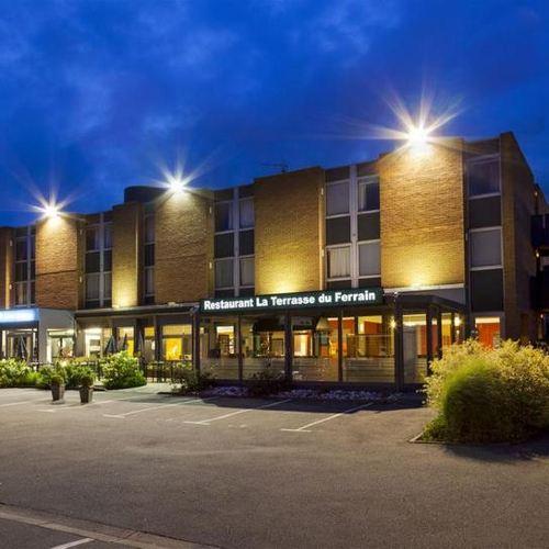 里爾聯盟舒適酒店