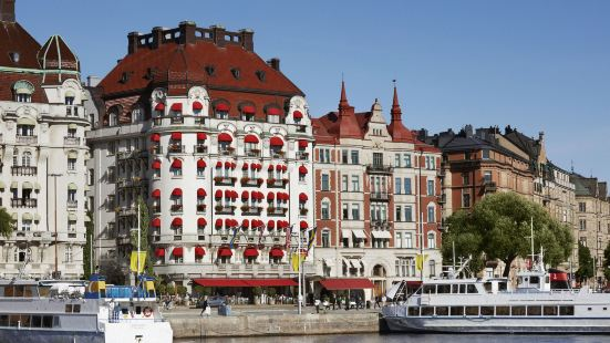 호텔 디플로맷 스톡홀름