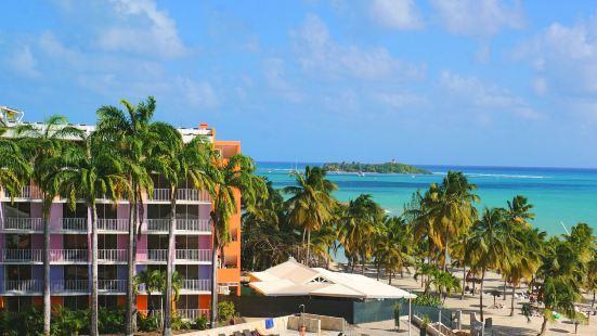 卡利比海灘酒店