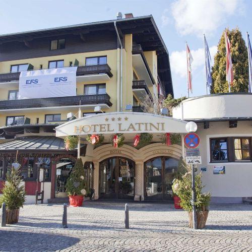 拉蒂尼酒店