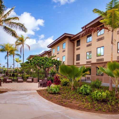 瓦胡島北岸萬怡酒店