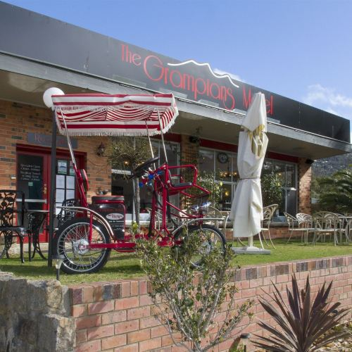 The Grampians Motel and The Views Bar & Restaurant