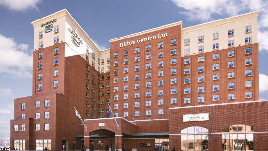希爾頓欣庭套房酒店 - 俄克拉何馬城州布里克頓