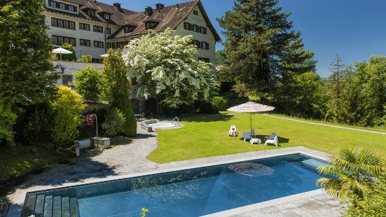 菲茨瑙阿爾卑斯植被湖泊與研討會酒店