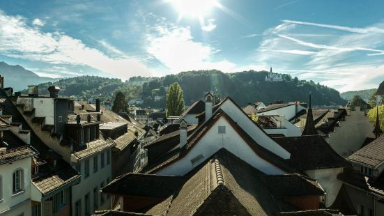 Aparthotel Adler Luzern