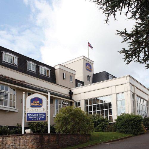 Best Western Premier East Midlands Airport Yew Lodge Hotel